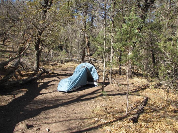 Big Bend Backcountry Camping