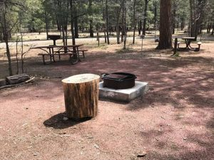 Moqui Group Campground