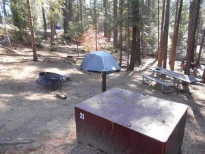 Owl Creek Packer Camp Trailhead