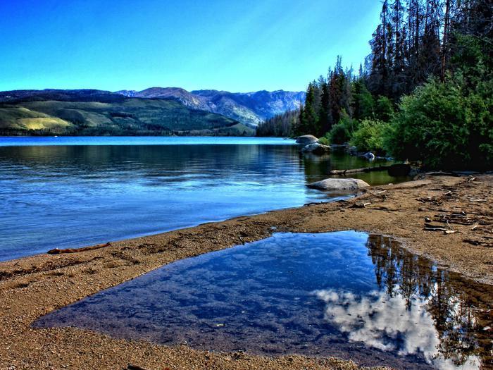 Pearson Creek Trailhead