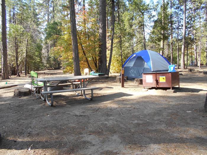 Poulous Loop Seasonal Camp