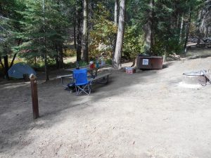 Humber Park Trailhead Parking