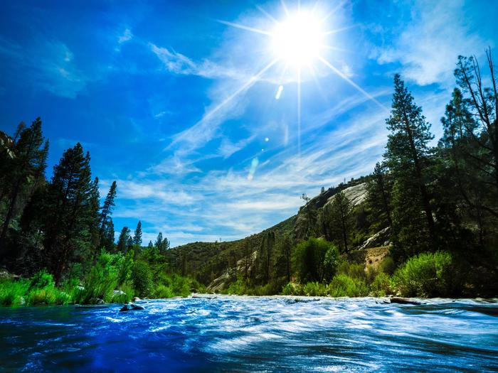 Little Boulder Grove Trailhead (West)