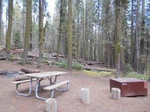 Terwilliger (Cougar) Hot Springs Trailhead