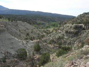 Oil Well Flats Rec Area