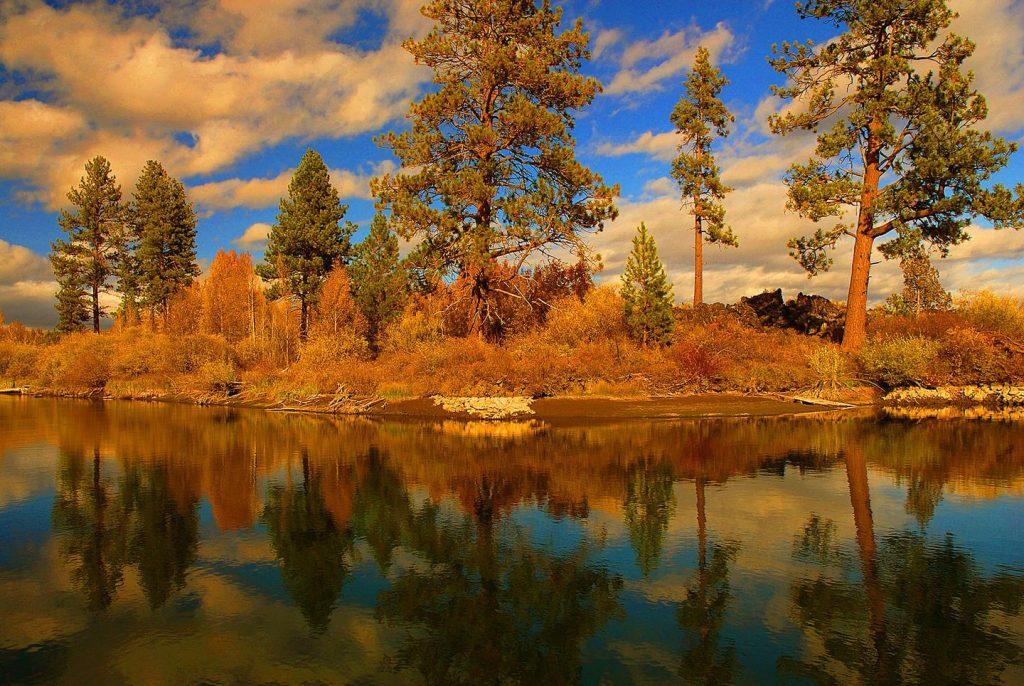 Whychus Creek Scenic Overlook Trailhead