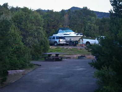 MUSTANG RIDGE CAMPGROUND