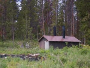 New Fork Lake Group Campground