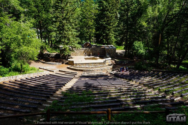 THEATER IN THE PINES
