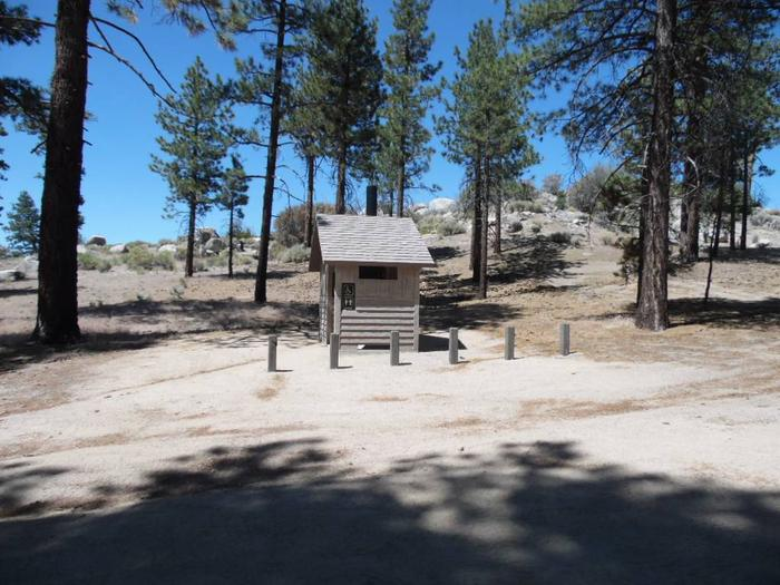 Big Pine Equestrian Group Campground