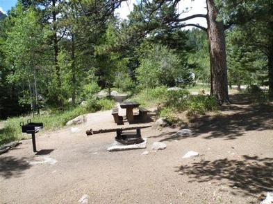 ST CHARLES CAMPGROUND - LAKE ISABEL