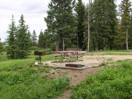 BALD MOUNTAIN CAMPGROUND