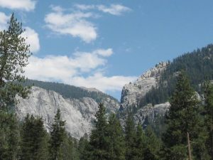 Lodgepole Campground-Sequoia and Kings Canyon National Park