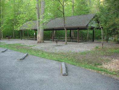 METCALF BOTTOMS PICNIC PAVILION