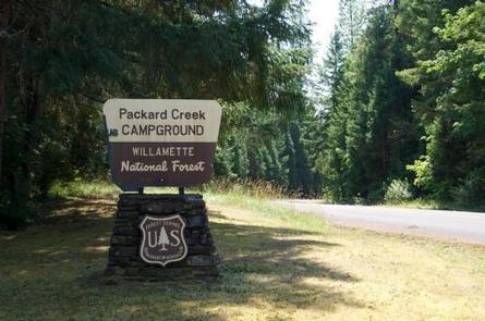 PACKARD CREEK