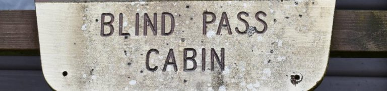 BLIND PASS CABIN