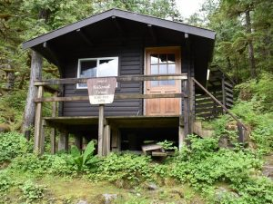 BLIND PASS CABIN