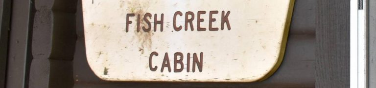 FISH CREEK CABIN