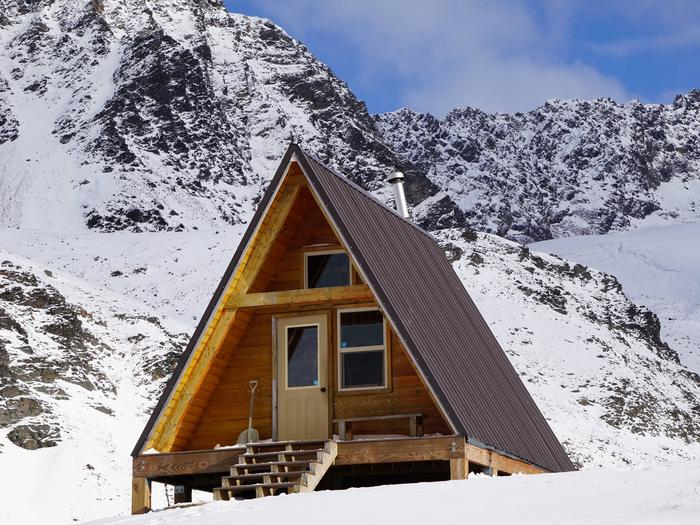 CROW PASS CABIN