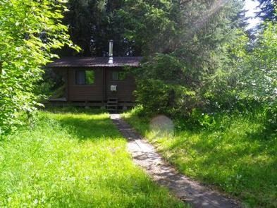 SHAKES SLOUGH 1 CABIN