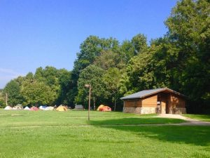 TYLER BEND CAMPGROUND