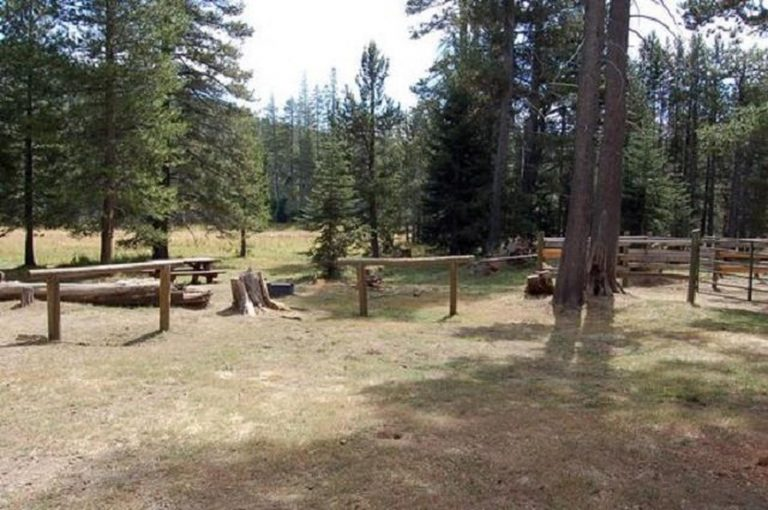 LITTLE LASIER MEADOWS CAMPGROUND