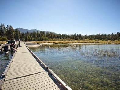 Paulina Lake Campground
