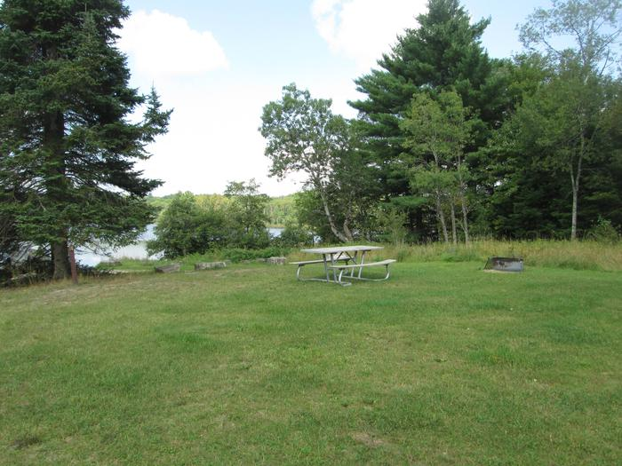 COOKSON LAKE DISPERSED CAMPSITE