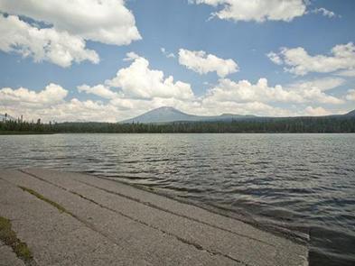 Little Lava Lake