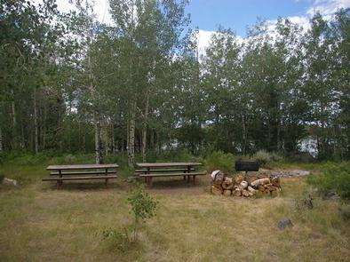 SANDY BEACH PICNIC AREA