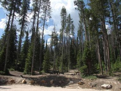 NORTH FORK CAMPGROUND - St. CHARLES CANYON