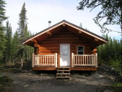 KENAI NATIONAL WILDLIFE REFUGE CABINS