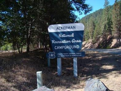 ACKERMAN CAMPGROUND