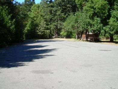 CHINQUAPIN GROUP CAMPGROUND