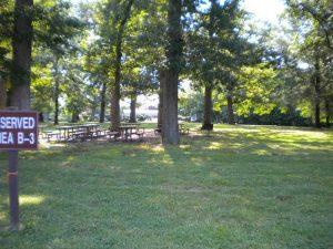 Fort Washington Park Day Use Facilities