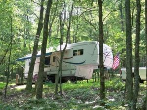 PEAKS OF OTTER CAMPGROUND