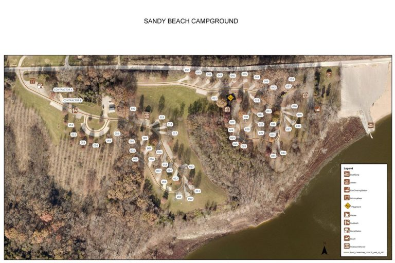 SANDY BEACH CAMP