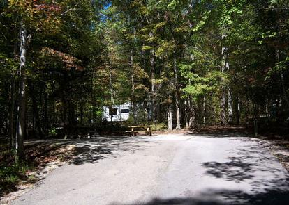 TWIN KNOBS CAMPGROUND