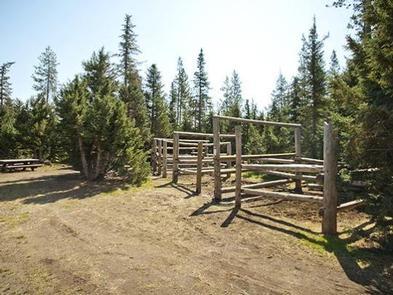 QUINN MEADOW HORSE CAMP