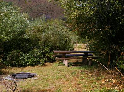 MONTPELIER CANYON CAMPGROUND