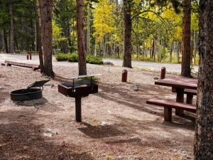 LOST CABIN CAMPGROUND