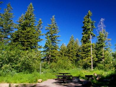 SCOUT MOUNTAIN CAMPGROUND