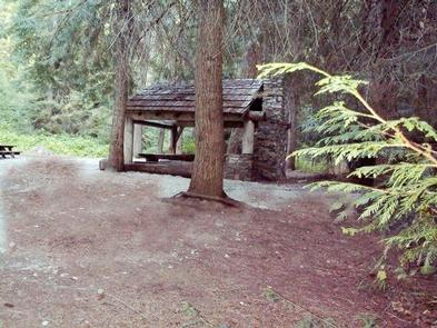 SILVER FALLS GROUP SITE