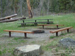 Pine Flats Group Campground