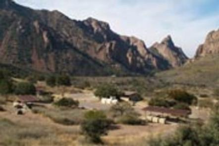 CHISOS BASIN GROUP CAMPGROUND