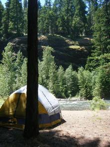 Little Naches Campground