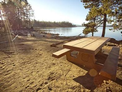 Crane Prairie Campground
