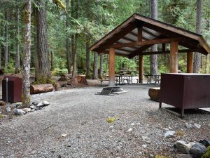 UPPER GOODELL GROUP CAMPGROUND