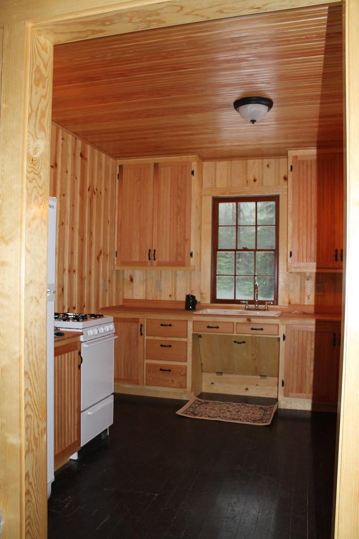 Peterson Prairie Cabin
