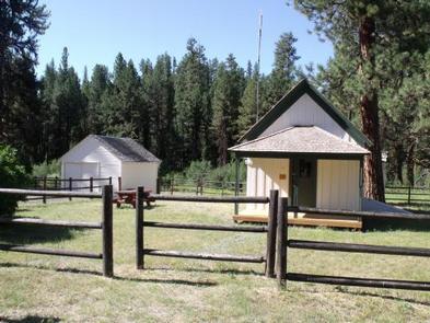 Murderers Creek Guard Station